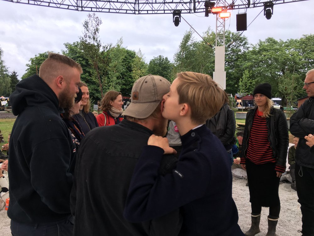 Marie kølbæk iversen, TEKNO, Roskilde festival (2017)