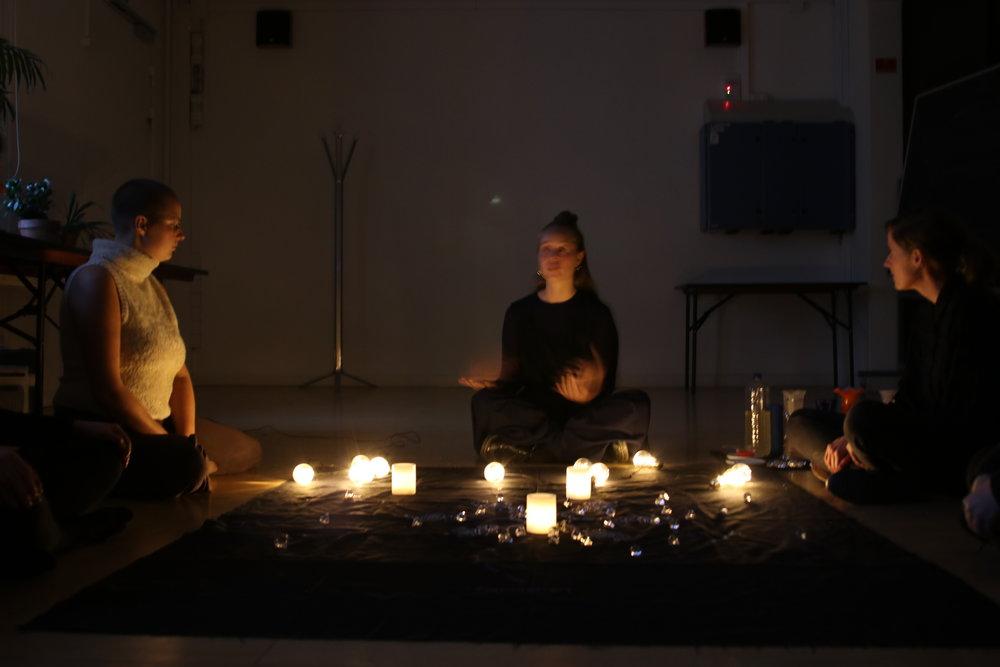 Emma-Cecilia Ajanki: 'Subtle Medicine A Healing Ritual'