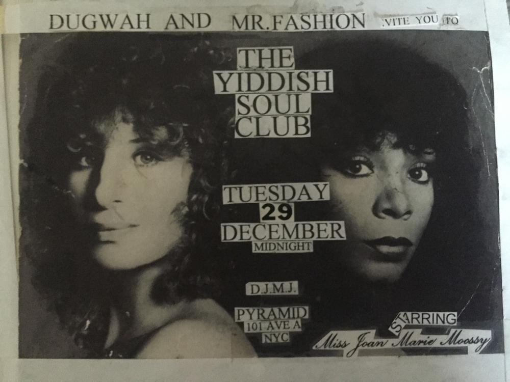 yiddish soul club invite