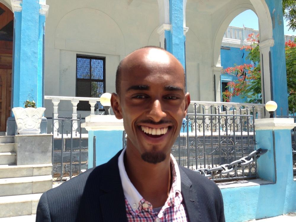 Abukar Dahir - Mogadishu 2013