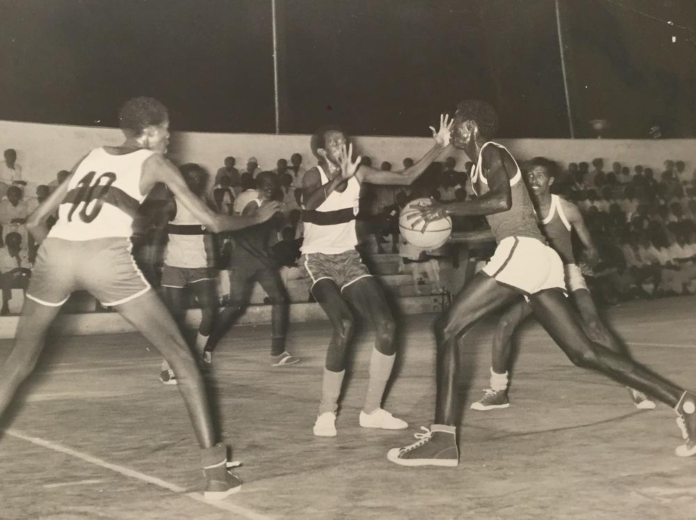 Orphanage team - Mogadishu 1970