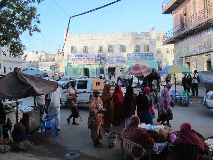 Mogadishu - 2015