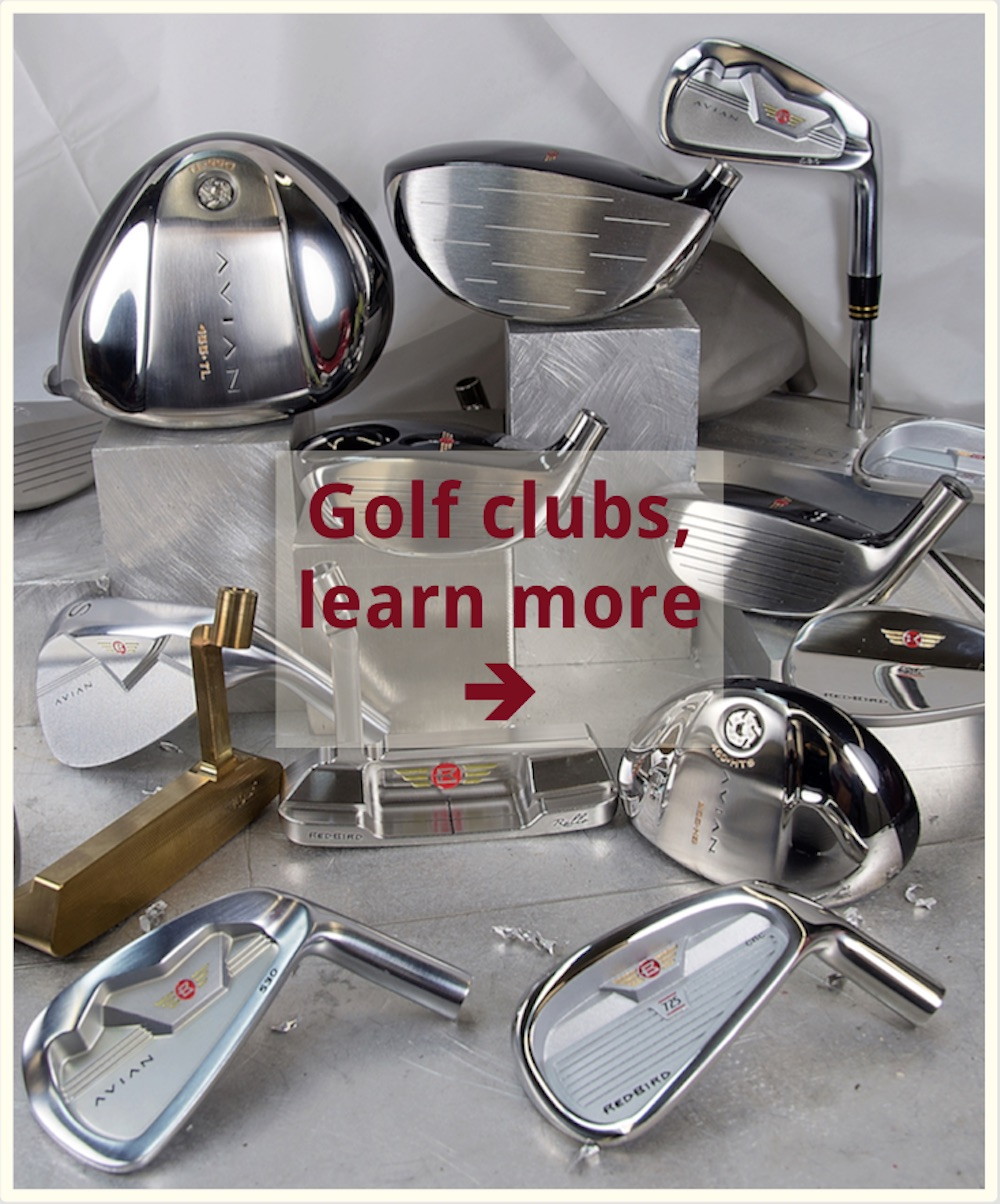 Golf clubs, learn more