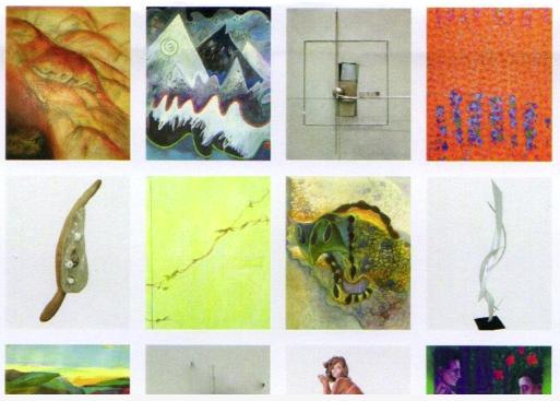 Galerie B. Haasner in Wiesbaden, Germany of her California artists October 25th through Dec 7th2013.