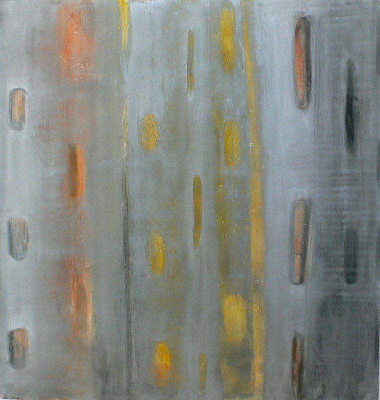 Lights Beyond 9 / 30'' x 22''  Monotype