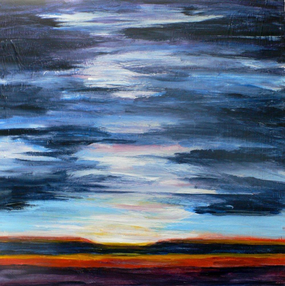 Sunrise 3 / 24'' x 24''
