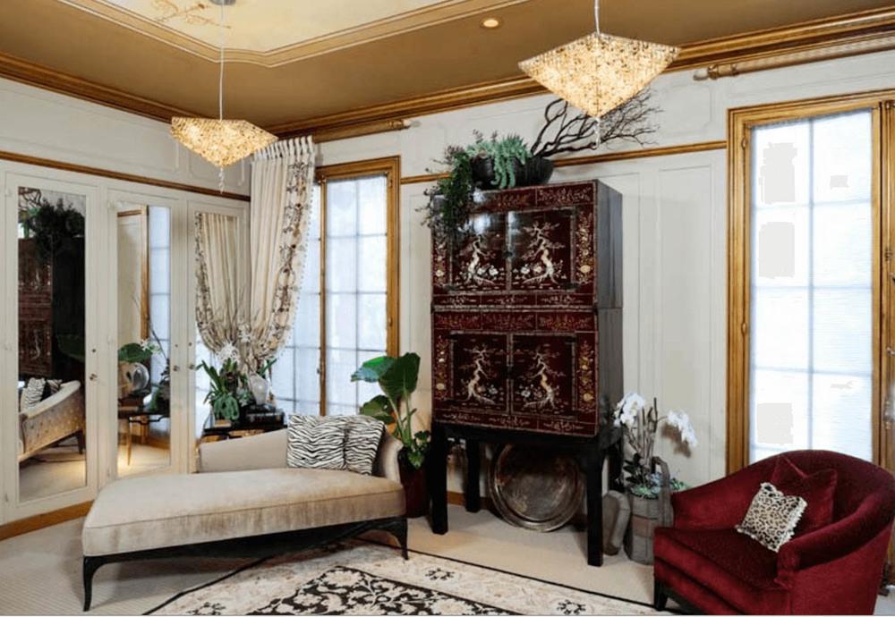 Pasadena Interior Design Living Room