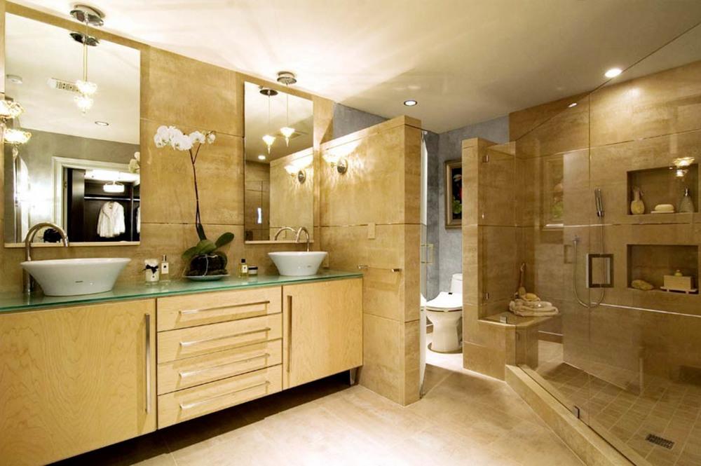 Bathroom for Pasadena Showcase