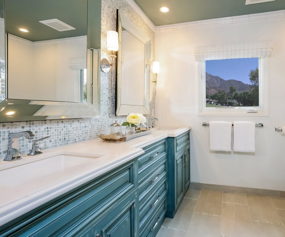 Altadena Bathroom Redesign