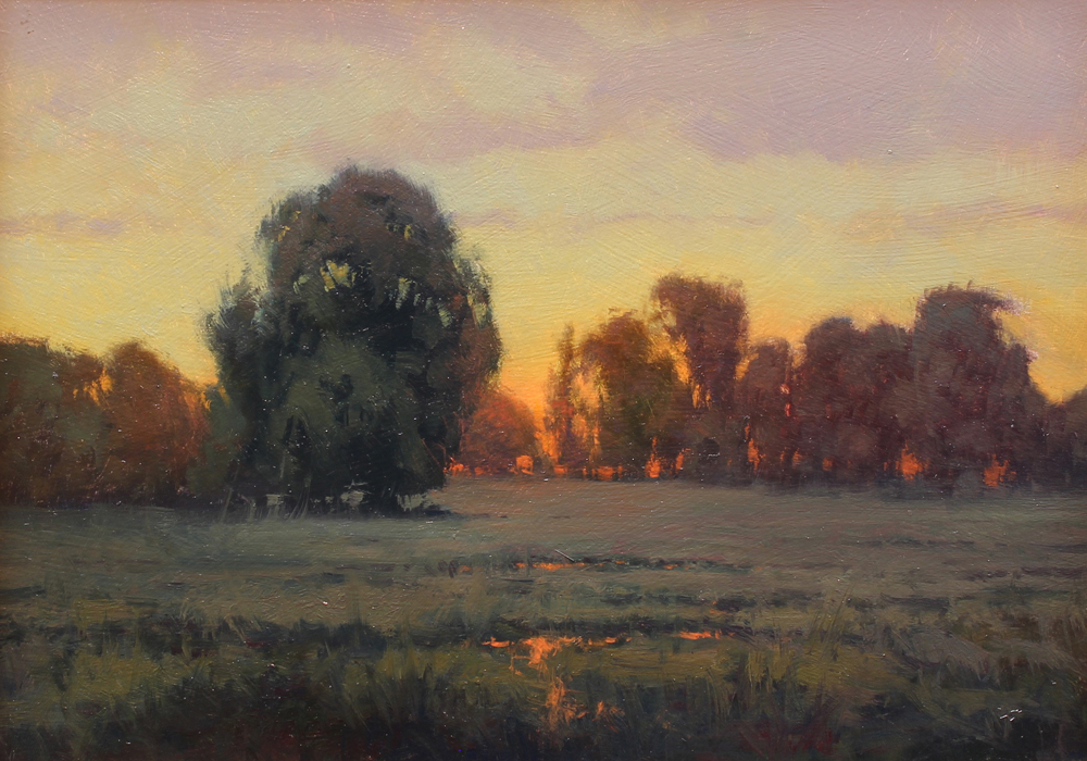 Kevin Courter, Sunset Reflection