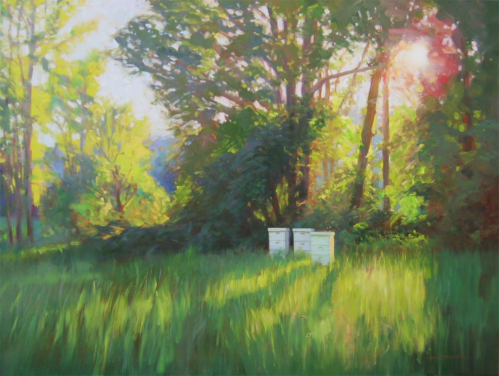 Rani Garner, Summer Bees II