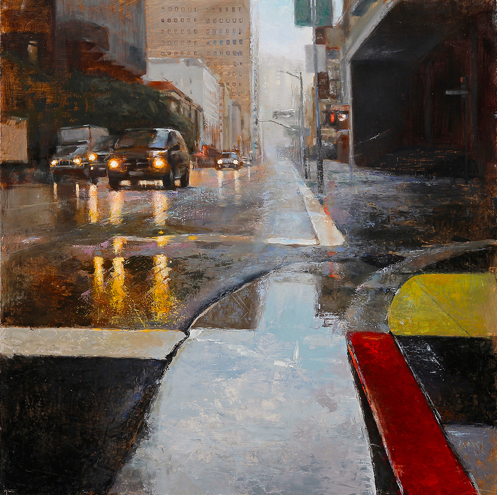 Han Lee, After Rain