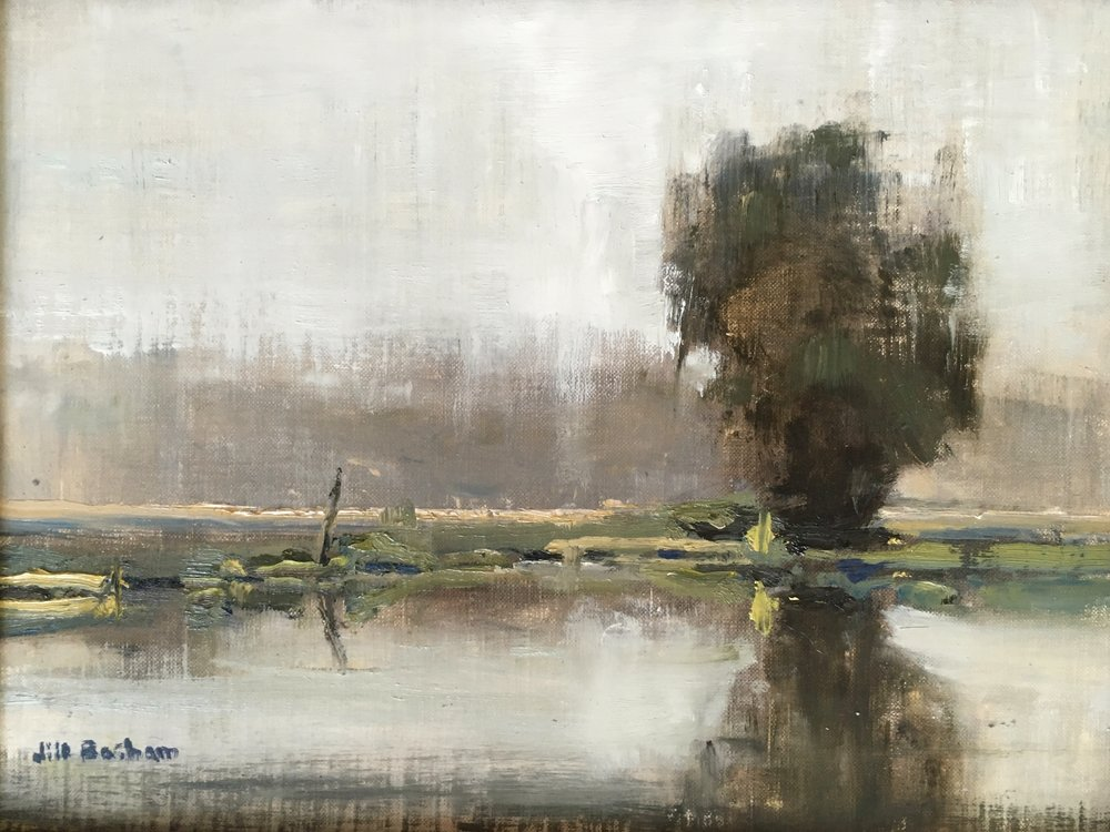 Jill Basham, Morning Fog