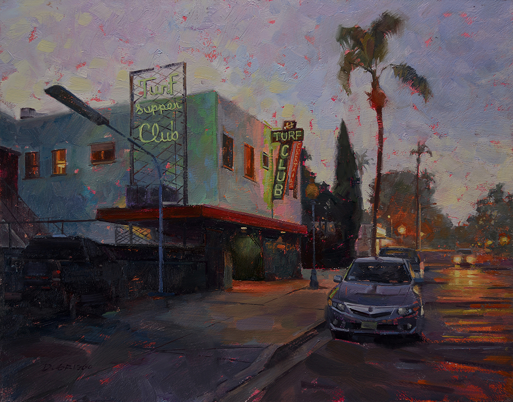 Danny Griego, Turf Club Strada
