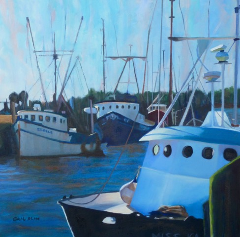 Carol Hein, Harbor Surprise