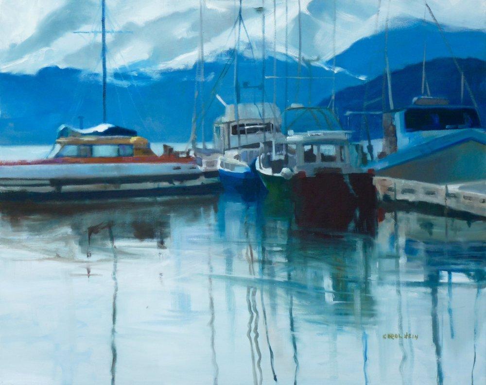 Carol Hein, Dockside