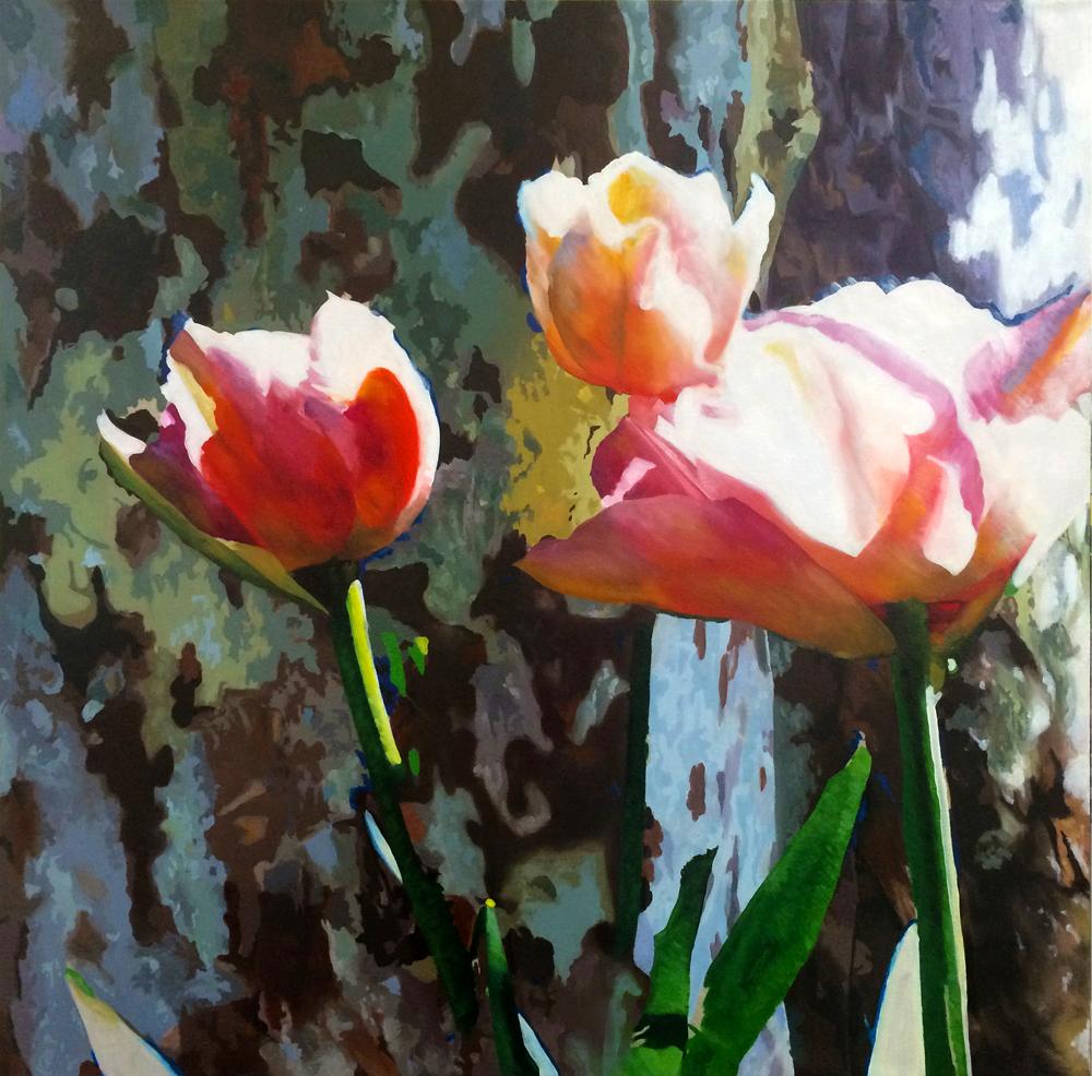 Cindy Avroch, Emerging Artist Winner, Tulip Trio