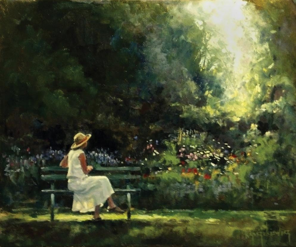 David Kapszukiewicz, Claudette's Garden