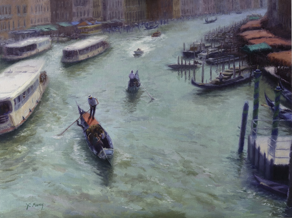 Joan Murray, Venice Traffic