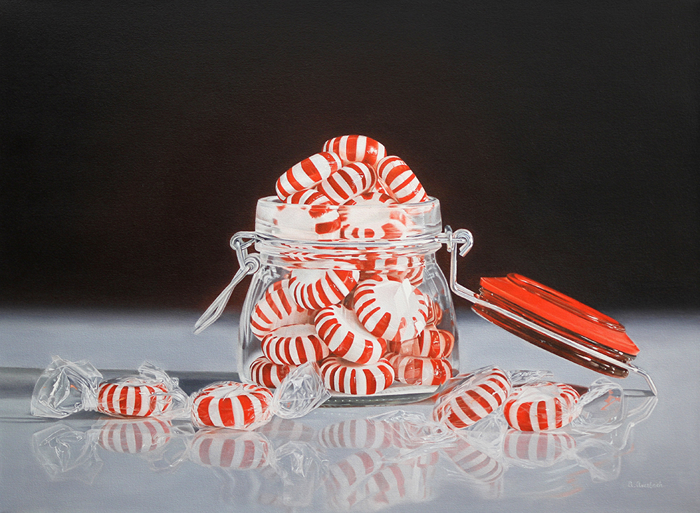 Alexandra Averbach, Peppermint Sweetness