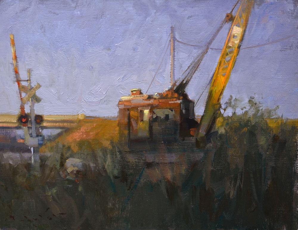John Lasater, Brilliant Crane
