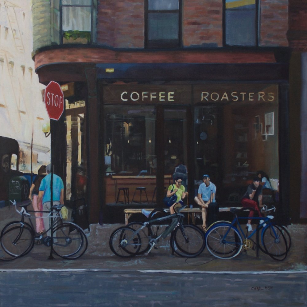 Carol Hein, Coffee Roasters