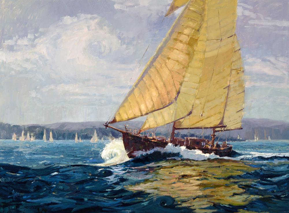 Debra Huse, Island Tradewinds