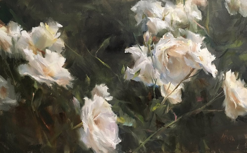 Kyle Ma, Roses in California
