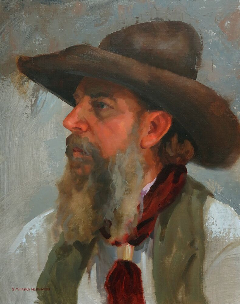 Susan Temple Neumann, Kowboy Keith
