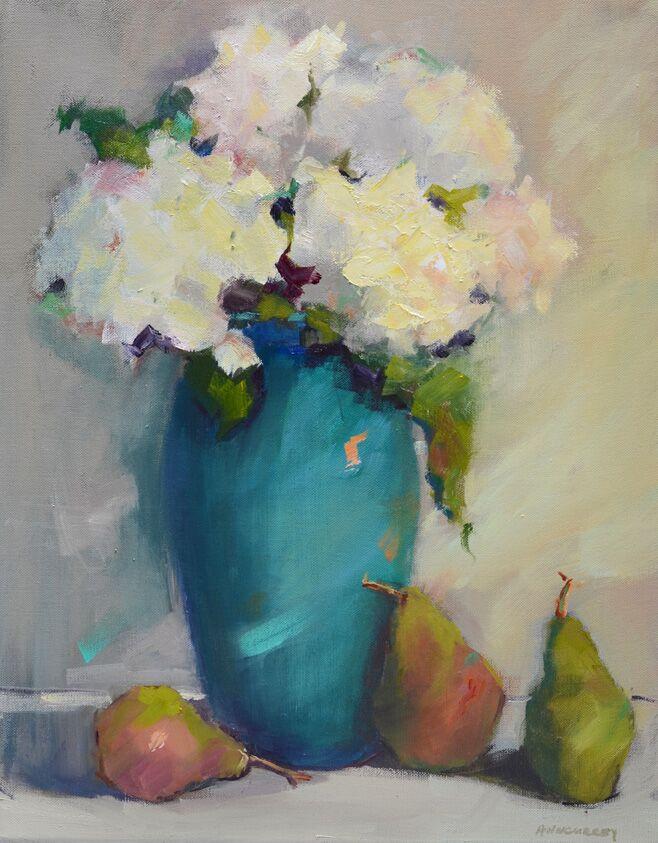 Ann Currey, Last Hydrangeas