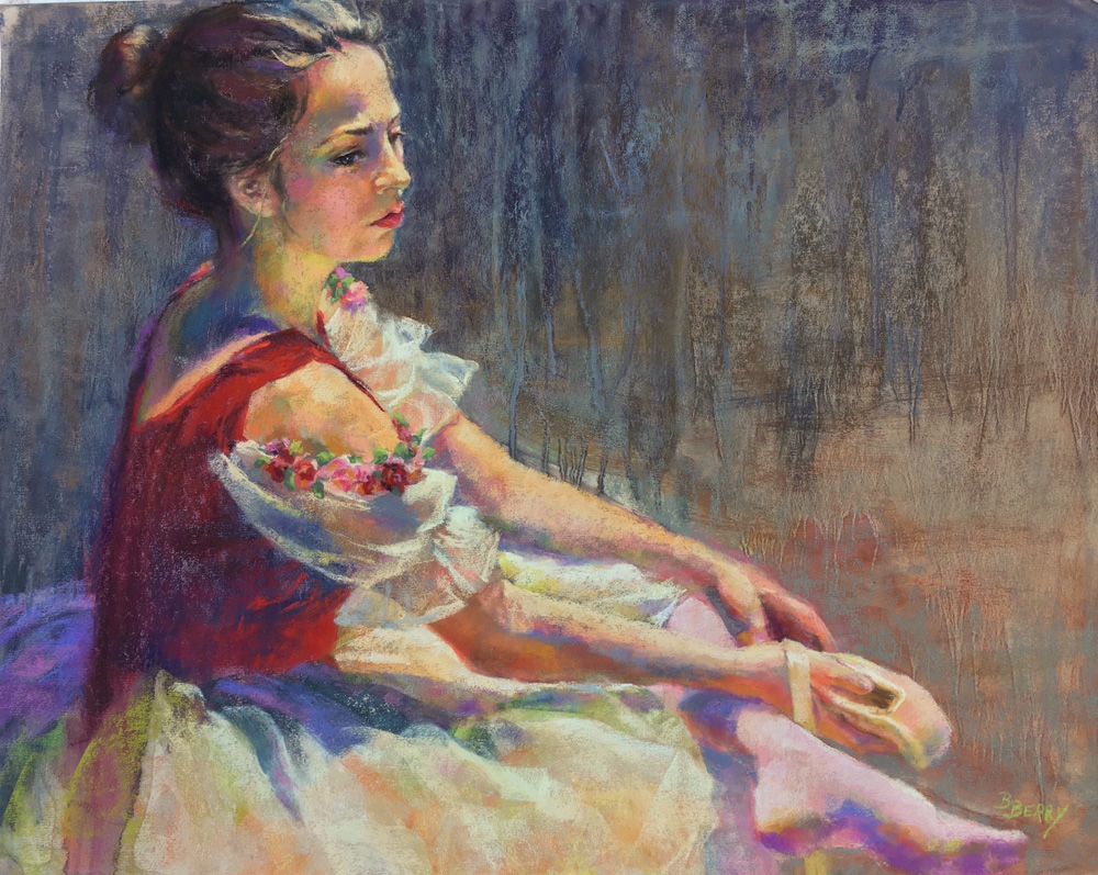 Barbara Berry, Ribbons and Roses