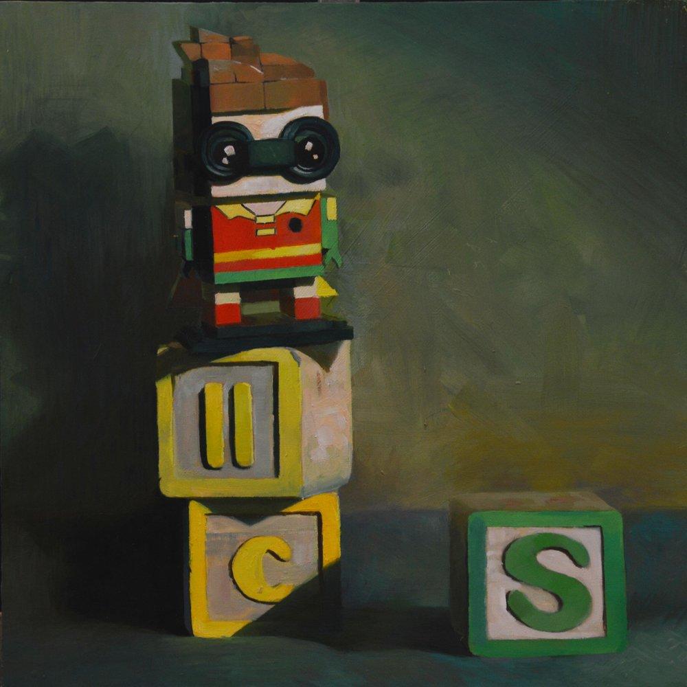 Yige Xie, Legoman