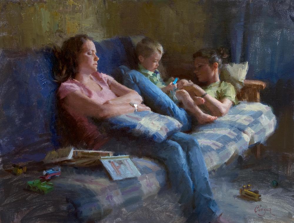 Master Class, Adam Clague, Babysitters