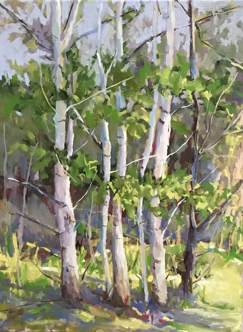 Janette Gray, Birch