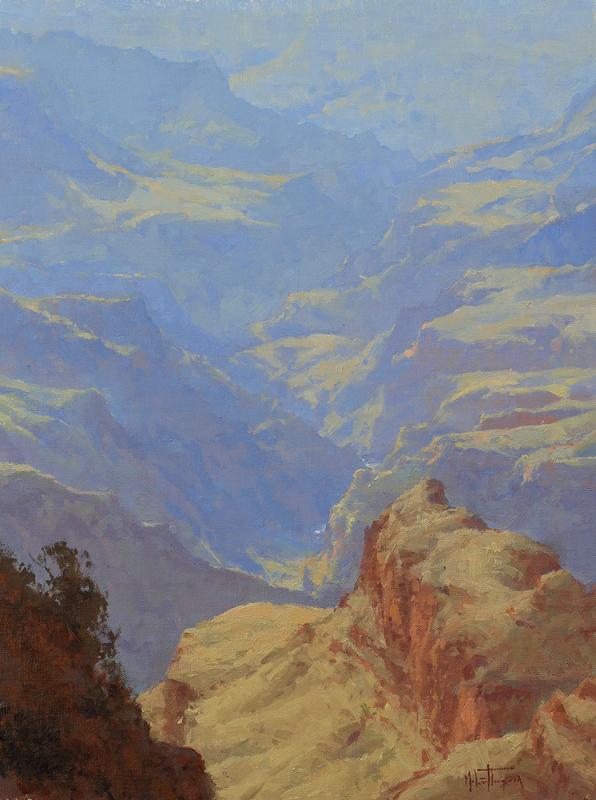 Desert View Layers