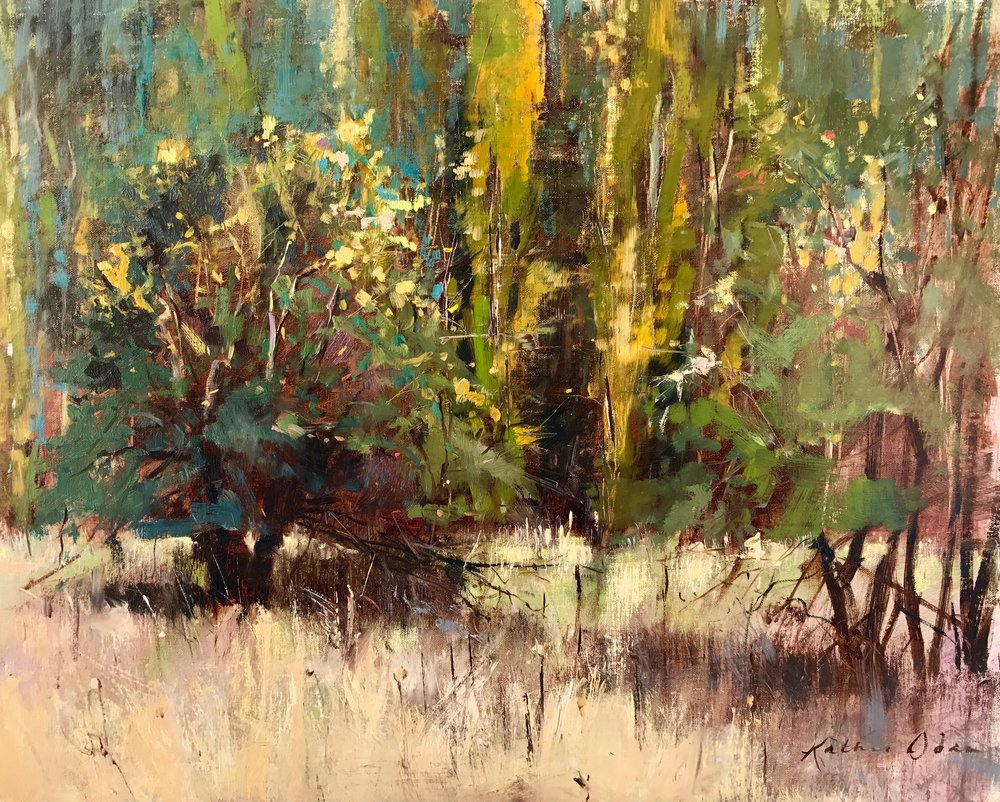 Kathie Odom, New Morning