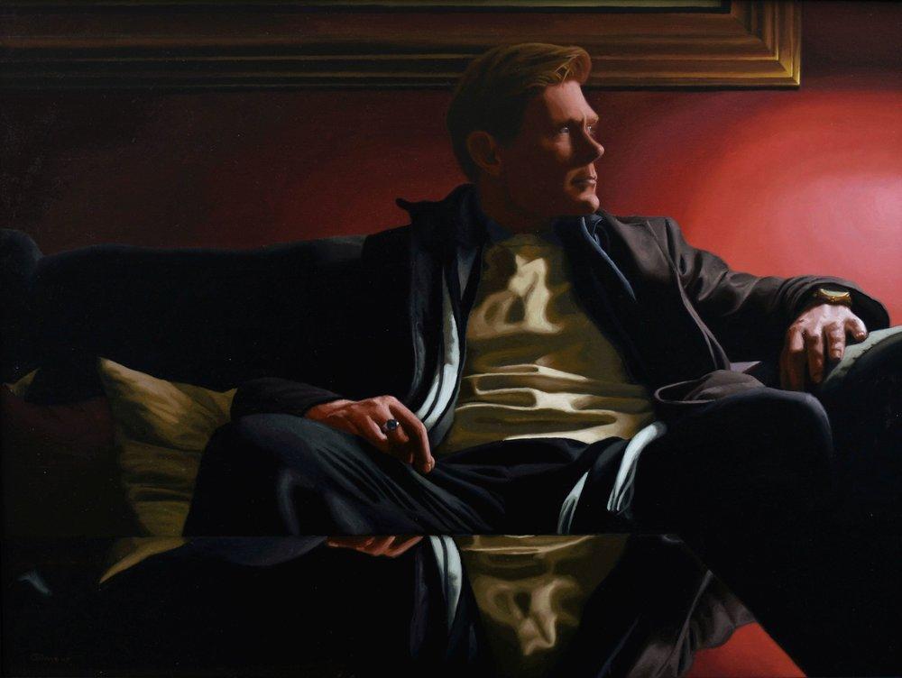 Emerging, Michael Gilmour, Sitting Waiting