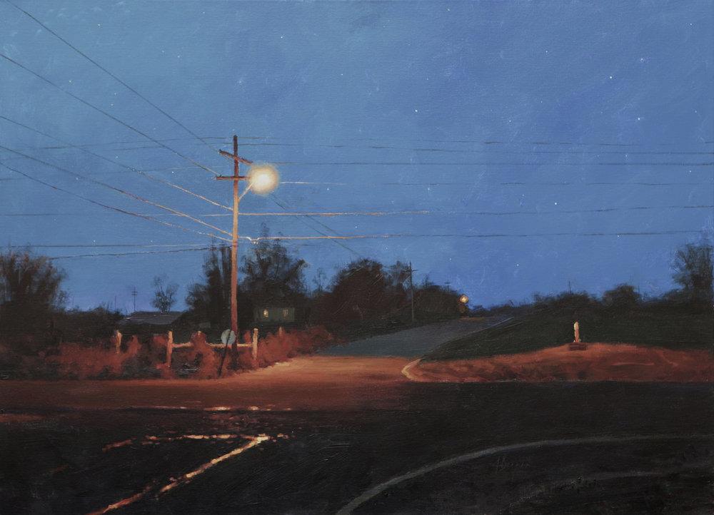 Jason Sacran, Rural Lights