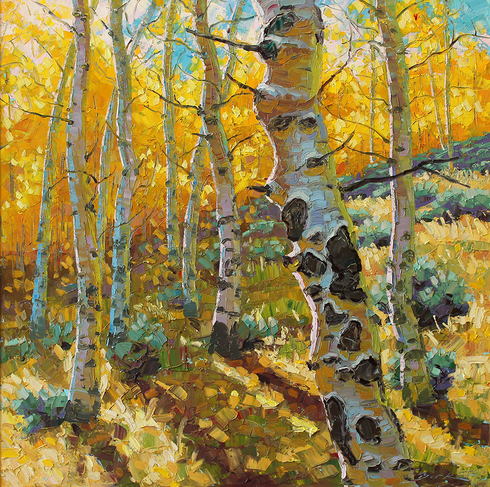 Carl Bork, Aspen