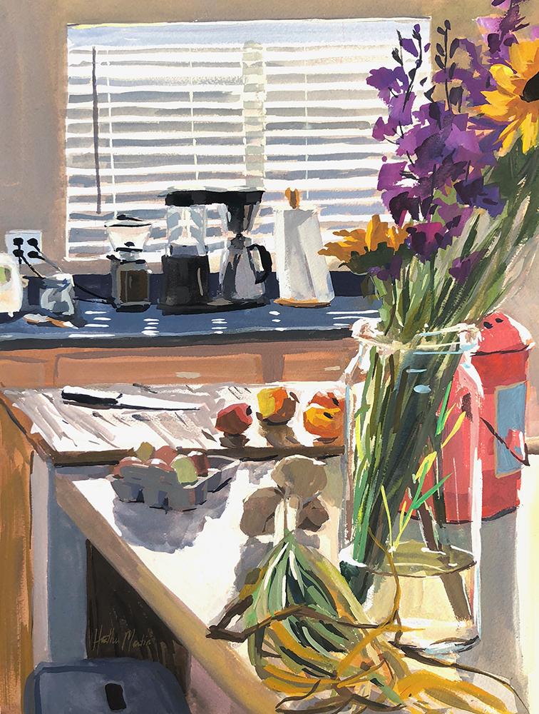 Heather Martin, Afternoon Light