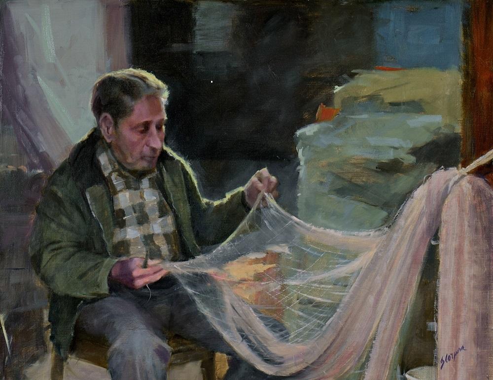 Sandra Corpora, Net Mender