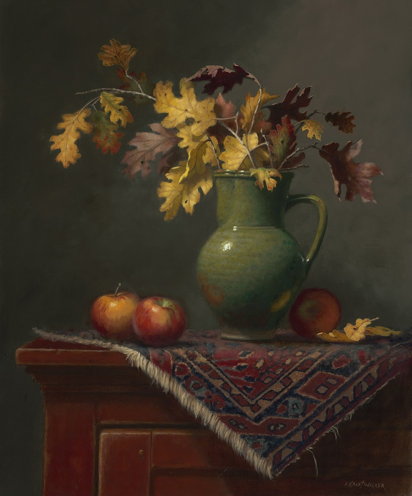 Anne Kraft Walker, Pieces of Autumn