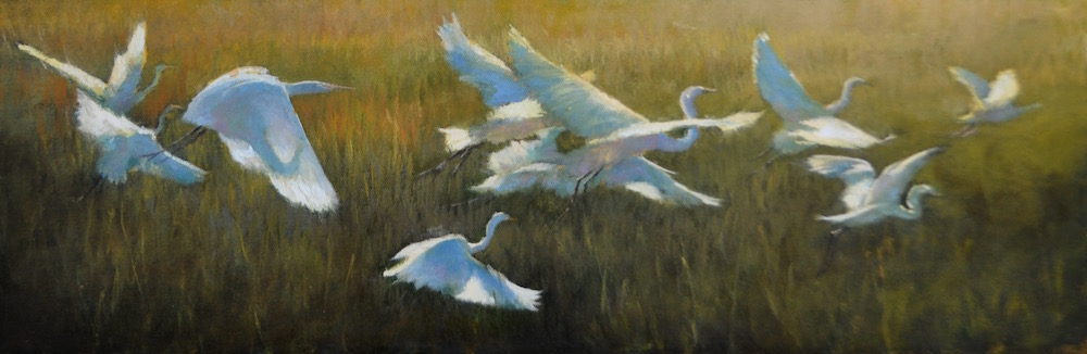 Mark Kelvin Horton, Morning Flight