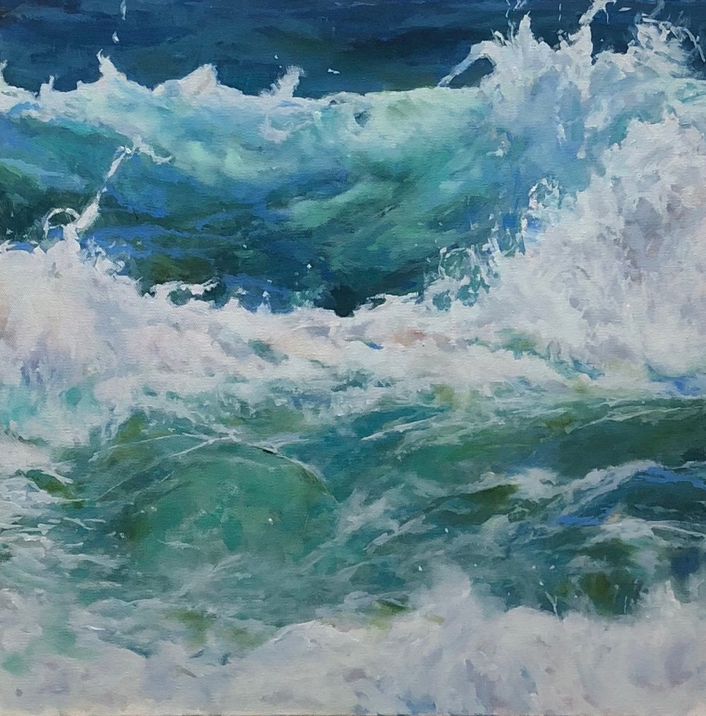 Janette Gray, Emerald Sea
