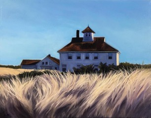 Edward Duff, Coast Guard Station, Point Betsie