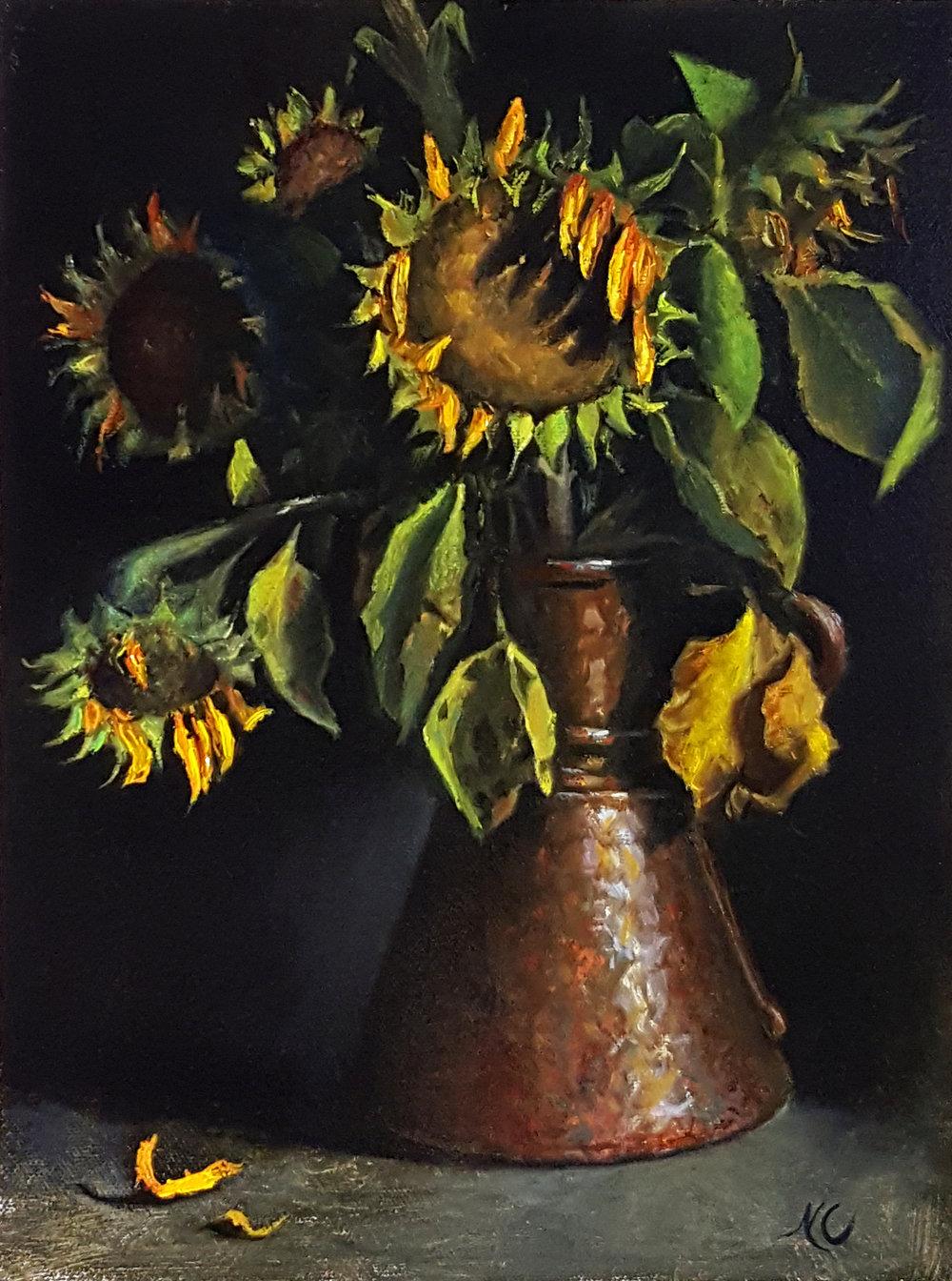 Natalia Clarke, Sunflower