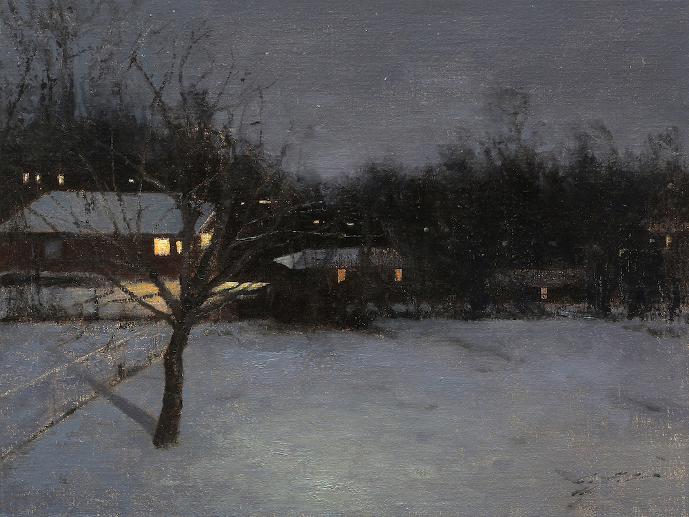 Matthew Cutter, A Winter's Night