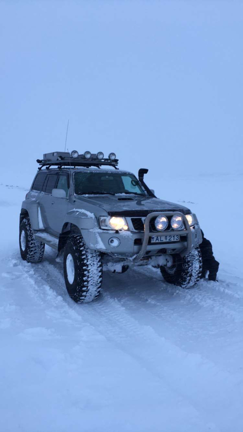 "A ""Super Jeep"""