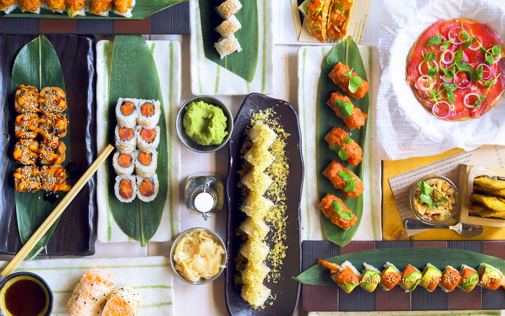 Pubbelly Sushi