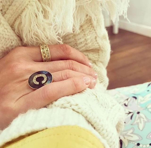 Initial C Ring